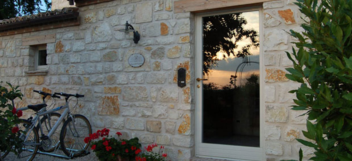 Numana hôtels bed and breakfast près du Conero
